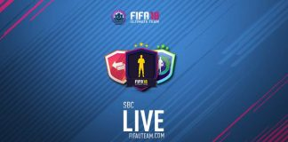 FIFA 18 Live Squad Building Challenges Rewards and Requirements