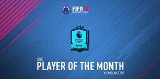 FIFA 18 Squad Building Challenges Rewards - PL POTM SBCs