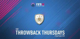 FIFA 18 Throwback Thursdays - Prime ICONS Squad Building Challenges