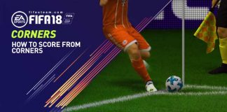 How To Score From Corners In FIFA 18