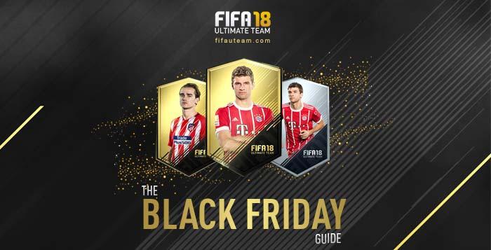 FIFA 18 Black Friday Guide