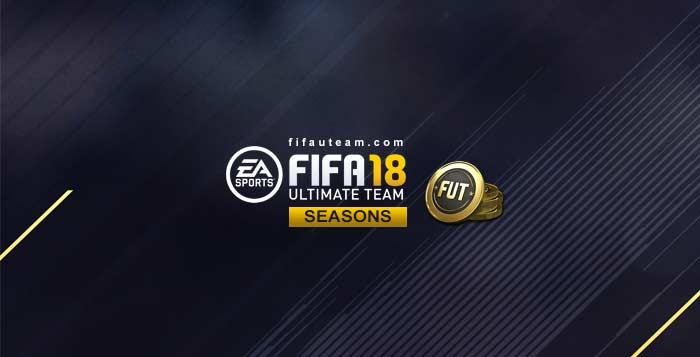 FIFA 18 Seasons Rewards - Online & Single Player