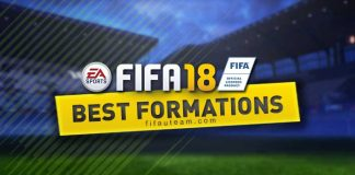 The Best FIFA 18 Formation for FIFA Ultimate Team