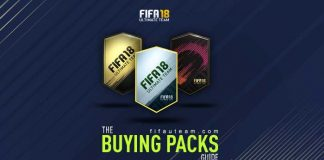 Buying Packs Guide for FIFA 18 Ultimate Team