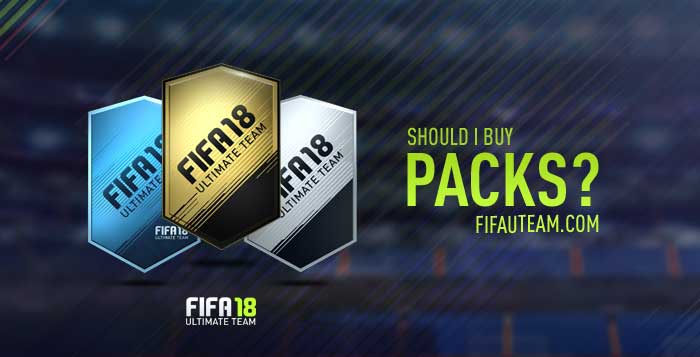 It Is Worth it Buying FIFA 18 Packs?