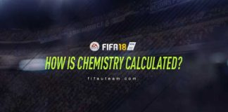 How is Chemistry Calculated in FIFA 18 Ultimate Team