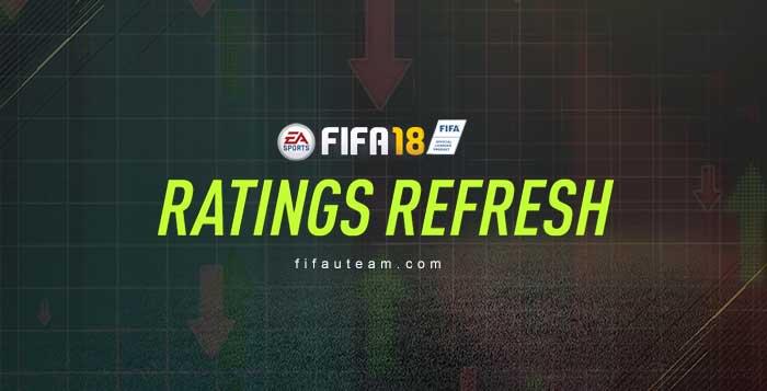 FIFA 18 Ratings Refresh - FIFA 18 Winter Upgrades