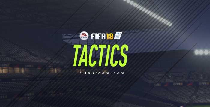 FIFA 18 Custom Tactics Guide