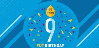 FIFA 18 FUT Birthday Guide