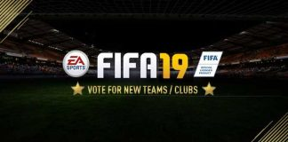 New FIFA 19 Teams - Vote for Your Favourite Clubs