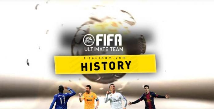 FUT History - The Story of FIFA Ultimate Team