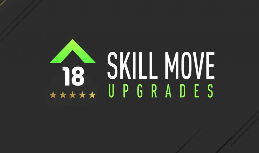 FIFA 18 Skill Upgrades Guide