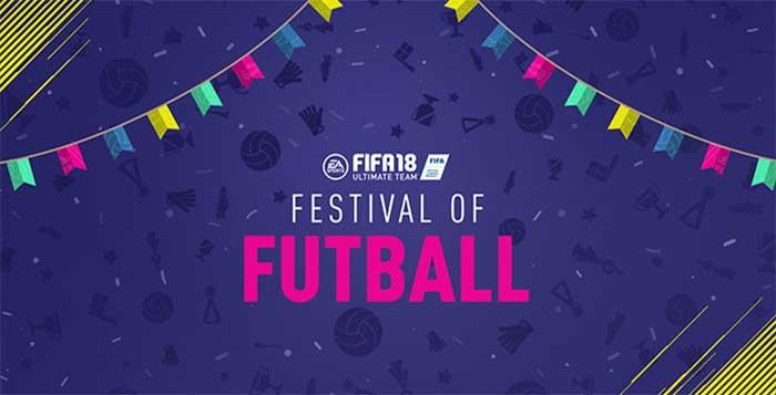 FIFA 18 Festival of Futball Guide