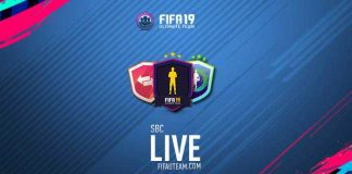 FIFA 19 Live Squad Building Challenges Rewards and Requirements
