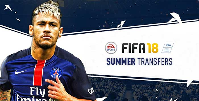 FIFA 18 Summer Transfers – Full and Updated Players List