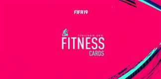 Guia de Cartas de Fitness para FIFA 19 Ultimate Team