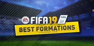 The Best FIFA 19 Formation for FIFA Ultimate Team