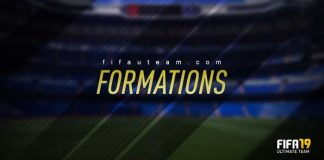 FIFA 19 Formations Guide for FIFA 19 Ultimate Team