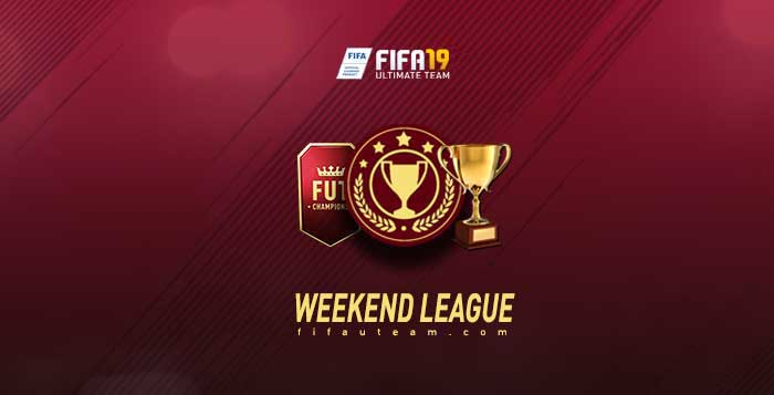 FIFA 19 Weekend League Calendar, Rewards and Requirements