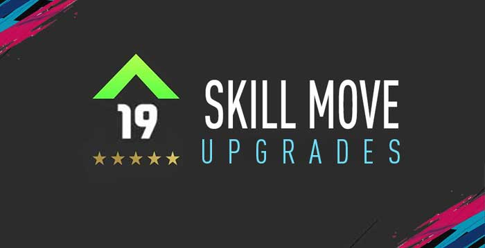 FIFA 19 Skill Upgrades List and Guide