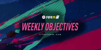 FIFA 19 Weekly Objectives Calendar and Rewards