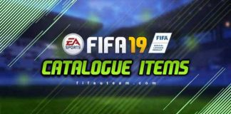 FIFA 19 Catalogue Items for FIFA 19 Ultimate Team