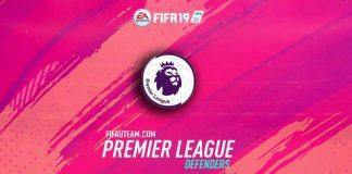 FIFA 19 Premier League Defenders Guide