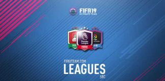 FIFA 19 League SBC Guide - Release Dates, Rewards and Details