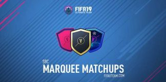 FIFA 19 Marquee Matchups Guide - Weekly Predictions and SBCs