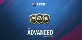 FIFA 19 Squad Building Challenges Guide - Advanced SBCs