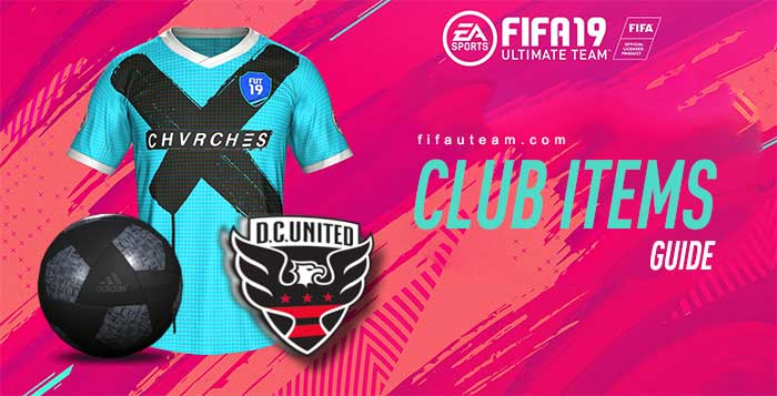FIFA 19 Club Items Guide - Kits, Badges, Balls and Stadiums