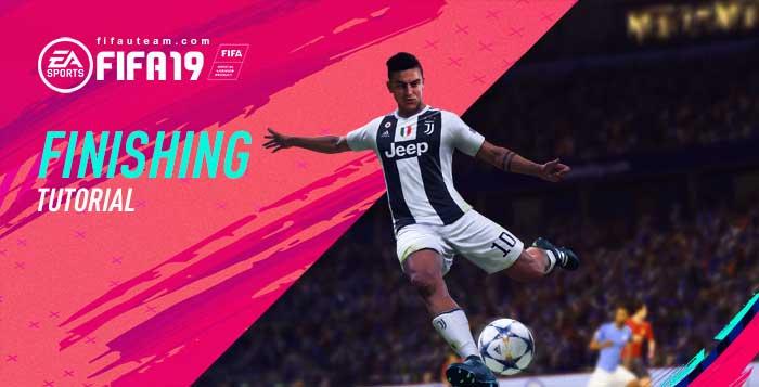 FIFA 19 Finishing Tutorial and Shooting Tips
