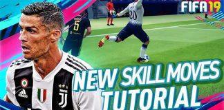 New Skill Moves in FIFA 19