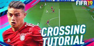Crossing Tutorial for FIFA 19