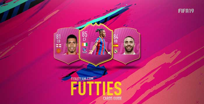 FIFA 19 FUTTIES Cards Guide