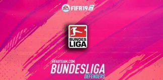 FIFA 19 Bundesliga Defenders Guide