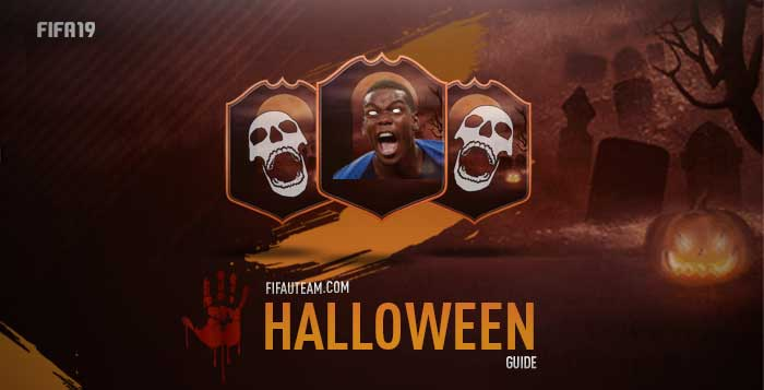 FIFA 19 Halloween Guide