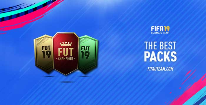 The Best Packs to Buy on FIFA 19 Ultimate Team