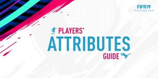 FIFA 19 Attributes Guide - All Players Attributes Explained
