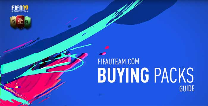 Buying Packs Guide for FIFA 19 Ultimate Team