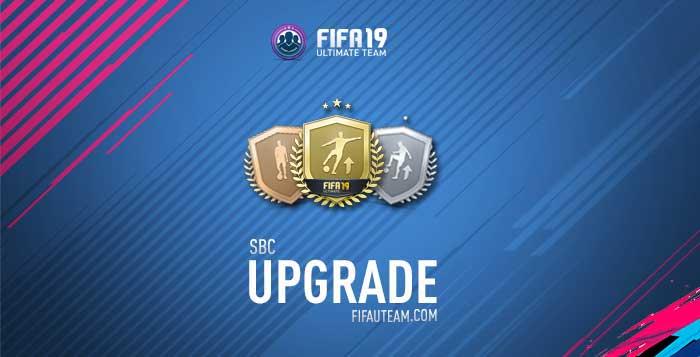 FIFA 19 Squad Building Challenges Rewards - Upgrades SBCs