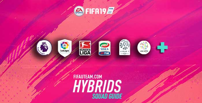 FIFA 19 Hybrid Squads Guide