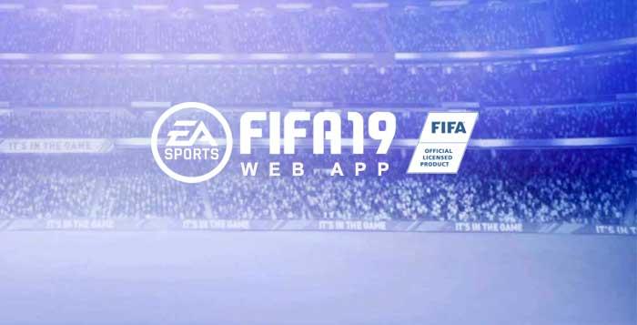 FIFA 19 Web and Companion Apps Tutorial