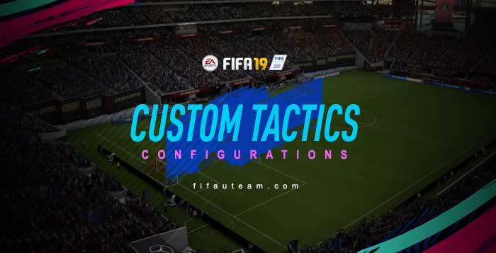 The Best FIFA 19 Custom Tactics Configurations
