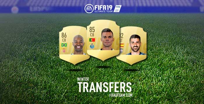FIFA 19 Winter Transfers