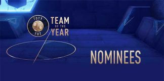 FIFA 19 TOTY Nominees - Team of the Year Players Shortlist