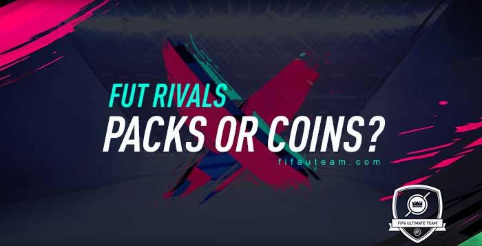 Best FUT Division Rivals Rewards to Choose: Packs or Coins