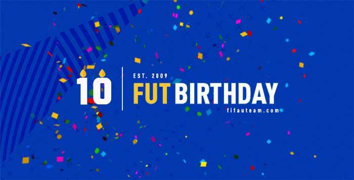 FIFA 19 FUT Birthday Guide