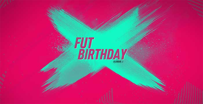 FIFA 19 FUT Birthday