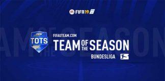 FIFA 19 Bundesliga Team of the Season